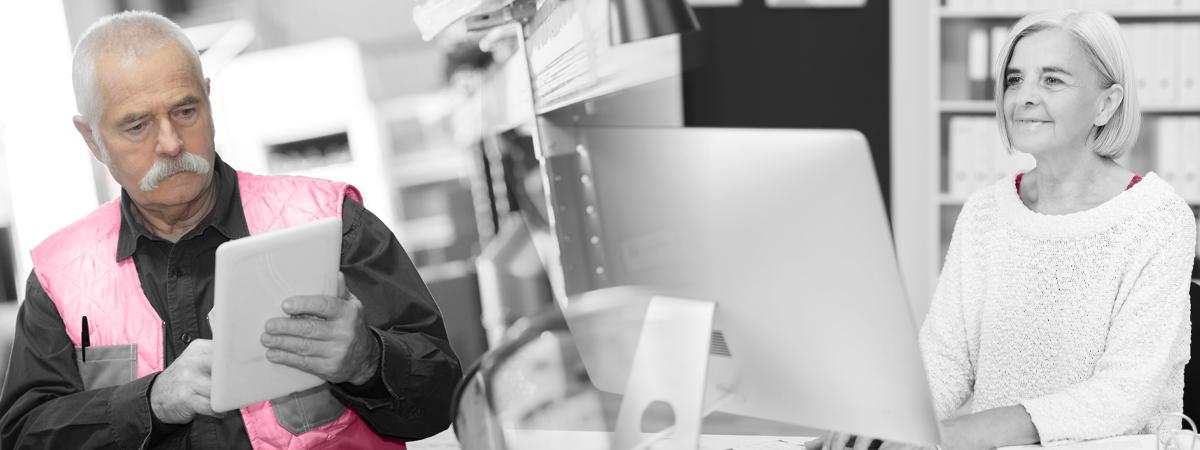 Seniorer företag - finns hos Zeniorbemanning